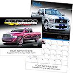 Dream Wheels Wall Calendars